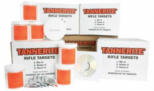 TanneriteTannerite STR Exploding Target 6 Pack Starter Kit 24 Case