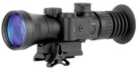 Night Optics NS7303G D-730 Night Vision Scope 3Rd Gen 3.7X 85mm 8.5 degrees FOV