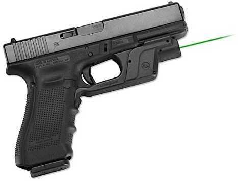 Green Laserguard Glock 17, 12, 22, 23, 34, 35 Md: Lg-452