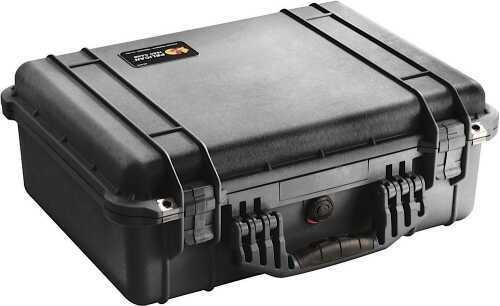 """Pelican 1520 Protector Medium Case Polypropylene Black 19.78"""" x 15.77"""" x 7.41"""" (Exterior)"""
