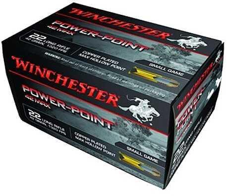 Win 22LR 42Gr 42 Max Power Point 50/10