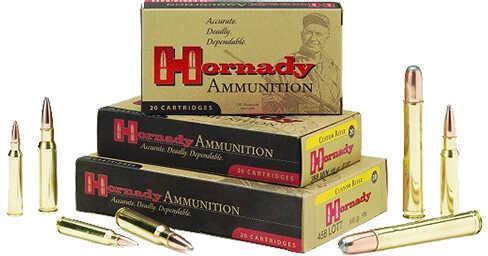 223 Remington Ammunition By Hornady Custom, 68 Grain BTHP (Per 20) Md: 80289