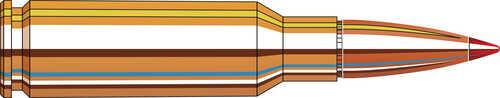 Hornady Custom 6.5mm Grendel 123 Grain SST (Per 20) Md: 8152