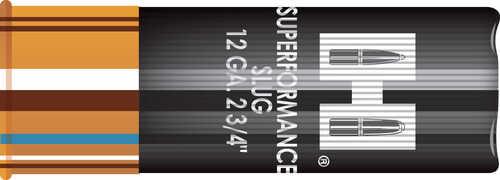 Hornady 12 Ga Slug 300 Gr MFX SuPerformance (Per 5) Md: 86236