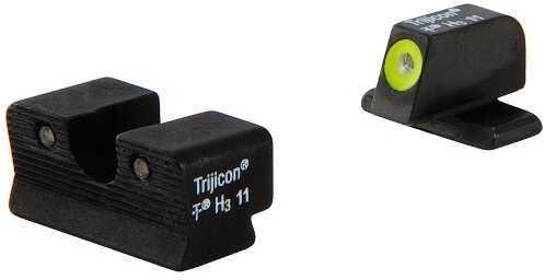 Trijicon SG103Y Tritium Sig Sauer Sig 220/229 Green Front/Rear