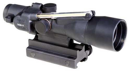 Trijicon Ta33A11 ACOG 3X 30mm Obj 19.3 ft@100 yds FOV 30mm Tube Dia Black Ta-60