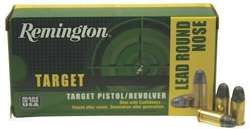 Remington Ammunition 38 Short Colt Lead Round Nose 125 GR 50 Rounds