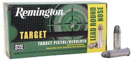 Remington Target 44SPL 246 Grain Lead 50/10