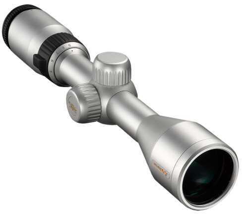 "Nikon 6794 Inline XR 3-9X 40mm Obj 25.2-8.4 ft @ 100 yds FOV 1"" Tube Dia Silver"