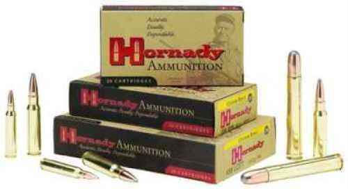 7mm Remington Magnum By Hornady 7mm Rem Mag 139 Grain BTSP Per 20 Ammunition Md: 8059