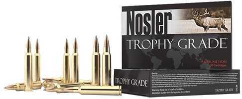 Nosler Trophy Grade Long Range 300 Weatherby Magnum 210 GR AccuBond (Per 20) 60131