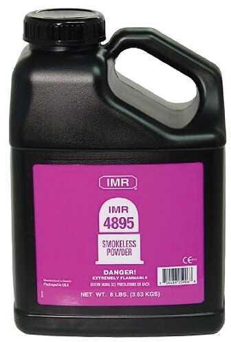 IMR Powder 4895 Smokeless 8 Lb