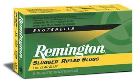 """Rem 20G 23/4"""" Rifled Slug 5Bx"""