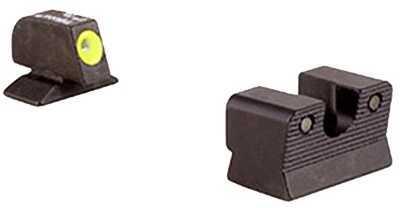 Trijicon Night Sight Set HD Yellow Outline Beretta 92A1