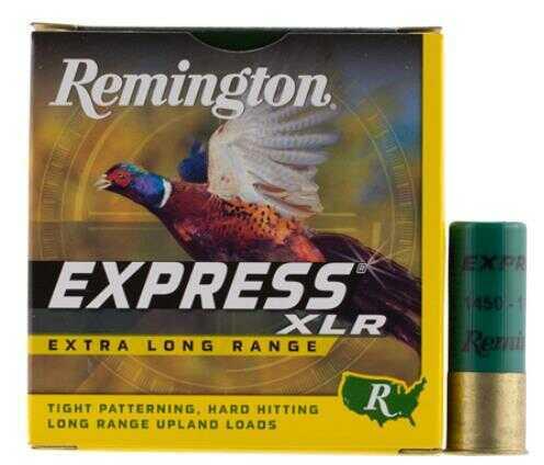 Remington Express XLR 12 Gauge 2.75-Inch 1-1/8 Ounce #5 Shotshells, 250 Round Case Md: NEHV125