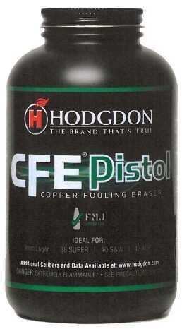 Hodgdon CFE Pistol Powder 1Lb