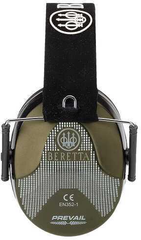 Beretta Cf1000020701 Hearing Protection Standard Earmuff 25 Db Green