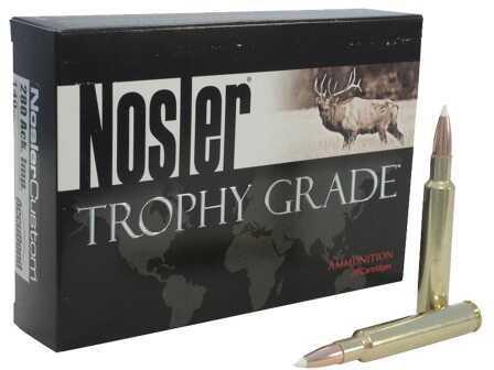 26 Nosler 129 Grain ABLR (Per 20) Md: 60110