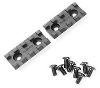 """Samson EVO-2-Kit Evolution Rail Kit 2"""" (2 Rails) 2"""" 6061-T6 Anodized Alum Black"""
