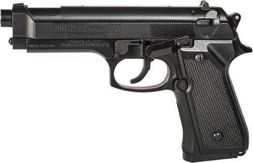 Daisy Powerline Model 340 Air Pistol Spring .177 BB 200Rd 240 Fps Black 0340