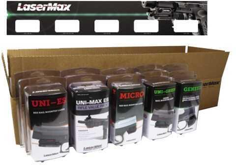 Lasermax Best SELLLER Pack Rail Mount