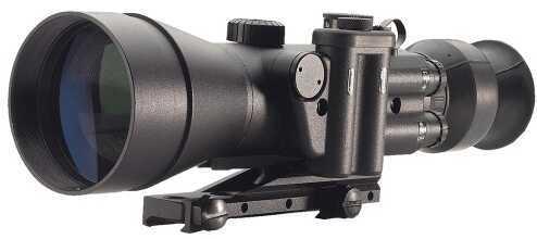 Night Optics USA Argus 740 4X Gen 2+ B/W Night Vision Scope (Manual Gain)