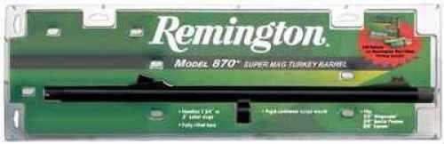 Remington Model 870 Turkey Super Mag W/Truglo Rifle Sights Md: 24555