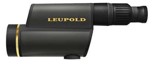 "Leupold 120373 Gold Ring 12-40x 60mm 168-52 ft @ 1000 yds FOV 1.18"" Straight Shadow Gray"