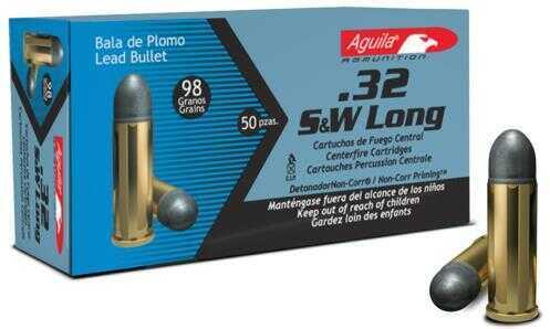 Aguila 32 S&W Long 98 Grain 50/Box