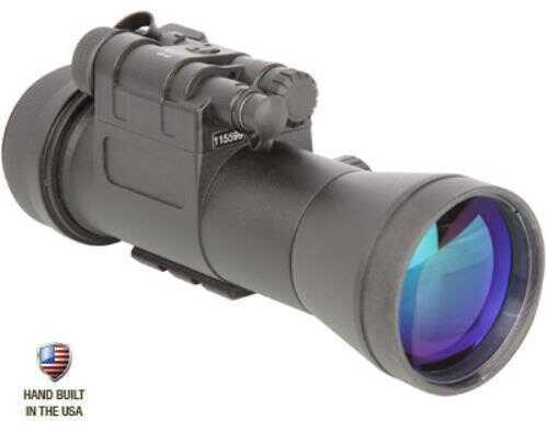 Krystal 950 Gen 3 Gated Clip-On Night Vision Sight (24mm, Manual Gain) Model NS-9503GM