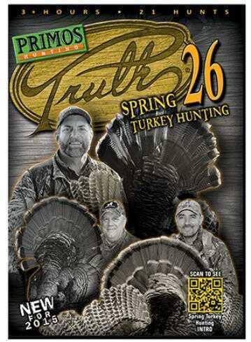 Prim 40261 Truth DVD 26 Spring TURKY