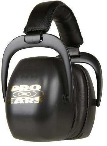 Cass Creek PEUPB Pro Ears Ultra Pro Black Earmuff 30 Db Black