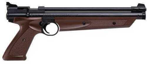 Crosman American Classic Multi-Pump 177 Caliber Air Pistol, Brown
