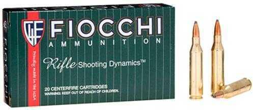 FIOCCHI 243 Winchester TTSX 80 GR