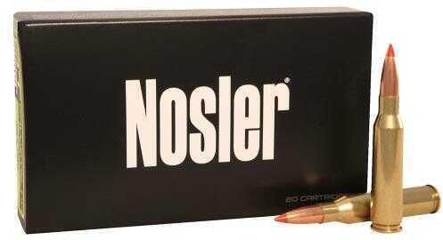 Nosler 7mm-08 Remington 120 Grain Ballistic Tip (Per 20) Md: 40060