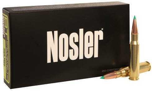 Nosler 308 Winchester 165 Grain Ballistic Tip (Per 20) Md: 40063