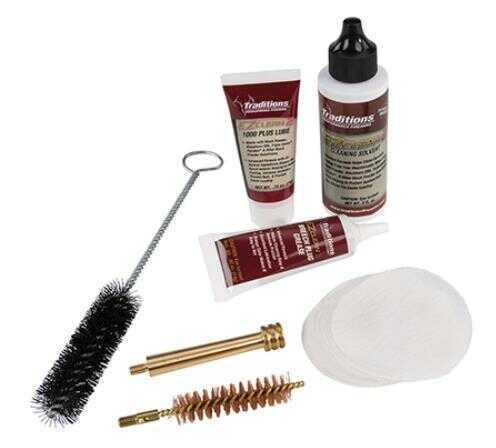 TRAD EZ Clean 2 Muzzle Loader Clean Kit 50Cal