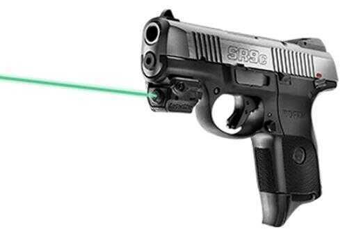 LaserMaxLasermax Micro II Rail Mounted Laser Green Md: Micro-2-G