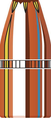 Hornady 22 Caliber Bullets .224 45 Grain HP/Bee Per 100 Md: 2229