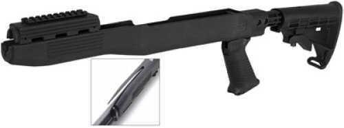 Tapco, Inc. T6 Black T6 6-Position Stock For SKS W/ Bayonet 6 Position SKS STK66167 Black