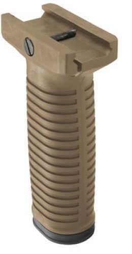 Tapco, Inc. Intrafuse Grip Desert Tan Intrafuse Vertical Grip Picatinny STK90201 Dark Earth