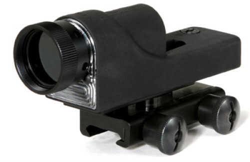 Trijicon Reflex 4.5 MOA W/Flattop Adapter Md: Rx01NSN