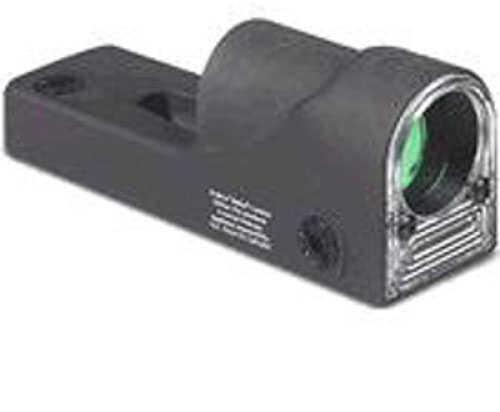 Trijicon Reflex II Sight 12.9 MOA Amber Triangle Dual-Illumination (Tritium & Fiber Optics) - True Color 28 Layer Coated