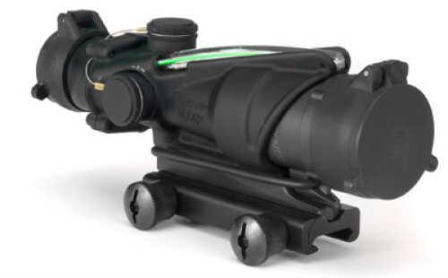 Trijicon ACOG Rifle Scope 4X 32 Green Chevron Matte BAC-M150 Ta31RCO-M150CP-G