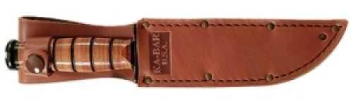 Ka-Bar Leather Sheath USA Logo, Brown Md: 3-1251S-9