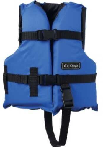 Onyx Child Boating Vest Blue/Black