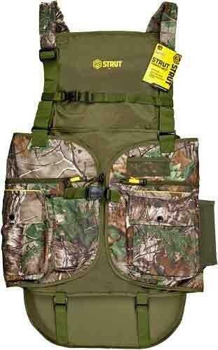 Hunter Specialties Strut Turkey Vest Realtree X-Green L/Xl