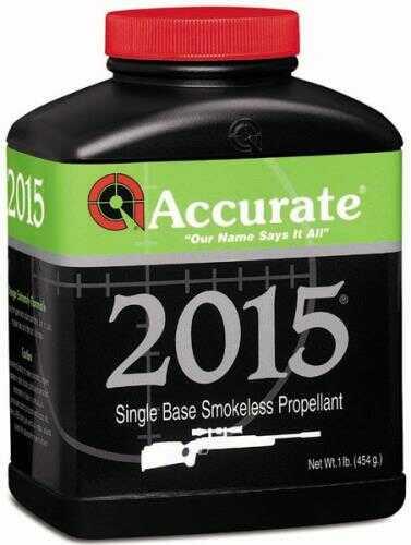 Accurate Powder 2015 Smokeless 1Lb