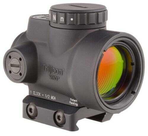 Trijicon MRO 1X25 Adj Red Dot Sight 2.0 MOA W/Low Mount