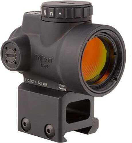 Trijicon MRO 1X25 Adj Red Dot Sight 2.0 MOA Mid 1/3 Mount